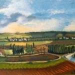 Landschaft: Rheinhessen